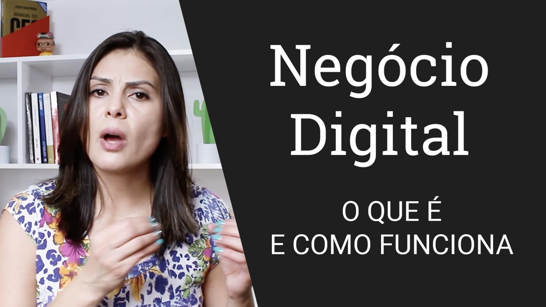 Youtube Série: Negócio Digital Como Começar